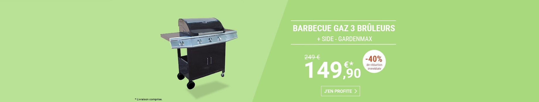 Barbecue Gardenmax